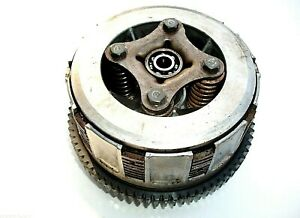 HONDA-SUPERDREAM-CB250N-CB400N-ORIGINAL-FIT-COMPLETE-CLUTCH-BASKET-GOOD-ORDER
