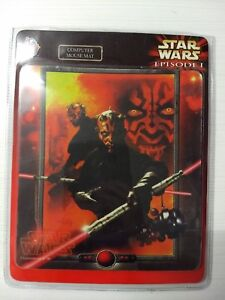 AgréAble Star Wars The Phantom Menace Mouse Mat Darth Maul