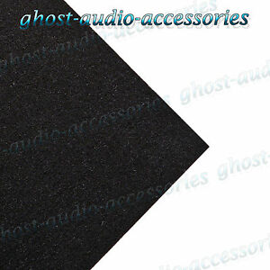 Lining For 1 Boot van Cloth Black X Shelf 5m 10m Carpet Acoustic Parcel xR1w7gqn6