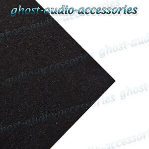 Shelf Carpet Cloth Acoustic For Lining 10m 1 van Black Boot Parcel 5m X 4wzx4RafY