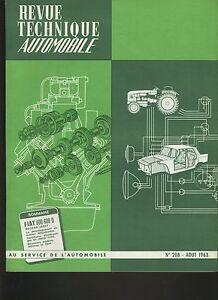 Opel Rekord 2 revue tech RTA 326