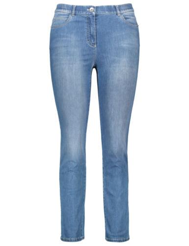 en Bleu Avec Mid 52 Weber Gerry fibre Jeans Gr Betty Par Samoon Denim Pantalon Coolmax 7Hwtnxv