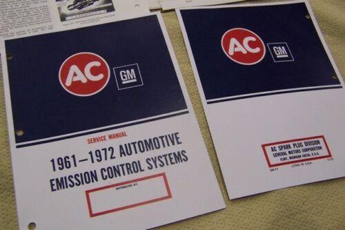 Other Car Manuals Automotive informafutbol.com AC Delco Emission ...