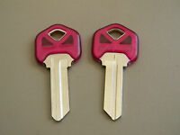 Kwikset Kw1 Key Blanks(2) Violet By Ilco