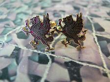 Royal Welch Fusiliers (Rampant Dragon) Cuff Links RWF