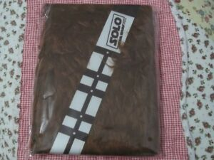 Han-Solo-A-Star-Wars-Story-Chewbacca-Notebook-Journal-Book-OFFICIAL-MOVIE-PROMO