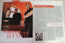 NASUM 17 pc. Magazine Clippings Lot Swedish grindcore