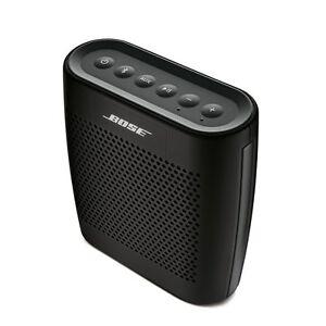 bose soundlink colour schwarz bluetooth speaker mobiler. Black Bedroom Furniture Sets. Home Design Ideas