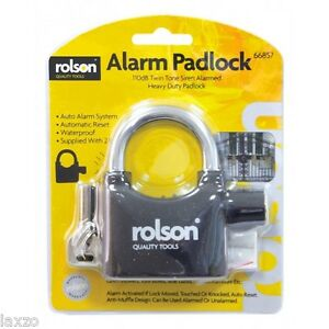 Rolson-Heavy-Duty-Alarm-Padlock-for-Bike-Cycle-Bicycle-Cycling-Safety-Security