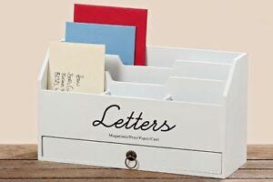 Utensilo-Lemgo-Utensilien-weiss-Briefhalter-Briefbox-Ablagebox-Briefablage