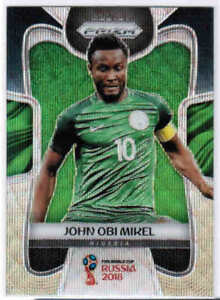 0e8809b8fd4 2018 PANINI PRIZM WORLD CUP SOCCER BLACK GOLD WAVE CARDS  1-300 U ...