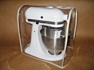 Clear Mixer Cover Fits Kitchenaid Artisan Tilt Head