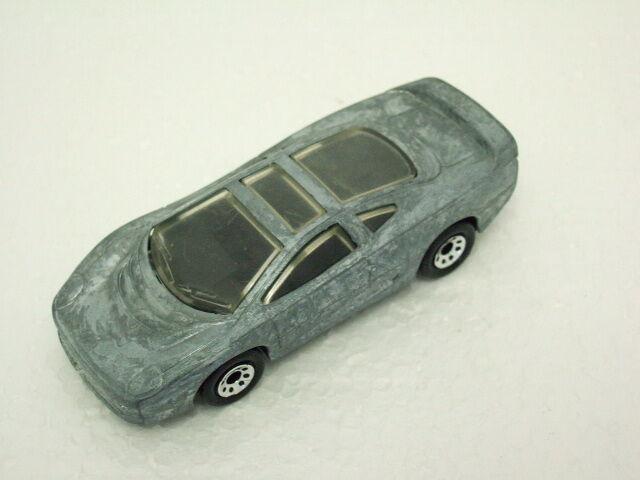 Matchbox rare preproduction mb31 Jaguar XJ 220 arizona + Blank base