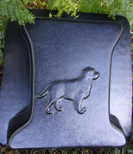 """Dog bench leg mold  3//16th abs plastic mould 14/""""H x 15/""""W"""