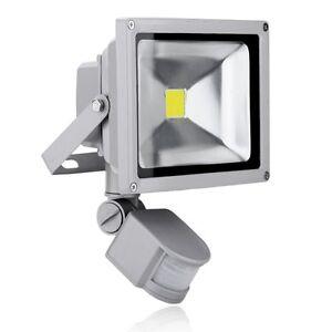 Nuevo-Sensor-De-Movimiento-PIR-Proyector-LED-10W-20W-30w-50W-Sensor-Seguridad-Luz-de-inundacion