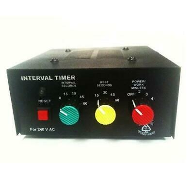 FIGHT GEAR T3 DIGITAL BOXING ROUND TIMER