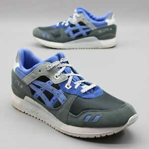 4e13b43f4410 Details about Men s 11.5 (45) Sneaker Freaker x Packer Asics Gel Lyte III  Alvin Purple H42KK