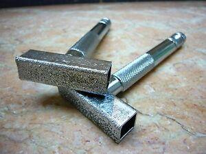 12-x-45mm-1-2-034-x-1-3-4-034-Diamond-Grinding-sander-sanding-wheel-dresser-Grit-36