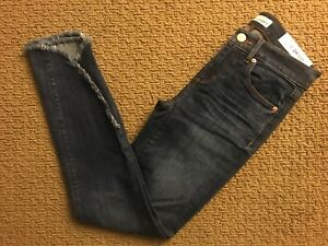 Women-s-Loft-Denim-Pants-Modern-Skinny-Size-24-00-New-with-Tags