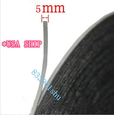 USA- 3M Adhesive sticker double sided tabe 5mm FOR screen digitizer housing FIX