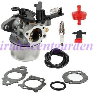Carburetor Carby For Briggs /& Stratton Husqvarna 775EX Lawn Mower 591137 590948