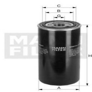 Hydraulic Filter, automatic transmission MANN-FILTER WD920/3