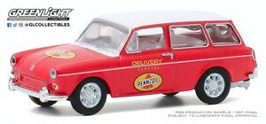 "1965 VOLKSWAGEN TYPE 3 SQUAREBACK /""PENNZOIL/"" 1//64 DIECAST CAR GREENLIGHT 30000 C"