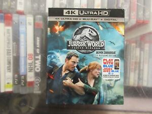 BRAND-NEW-Jurassic-World-Fallen-Kingdom-4K-Ultra-HD-Blu-Ray-Digital-CHEAP