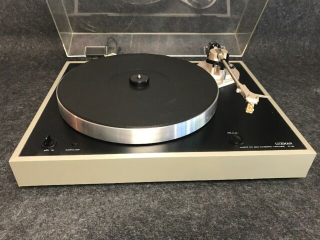 Vintage Luxman PX-99 Quartz Direct Drive Semi Automatic Turntable