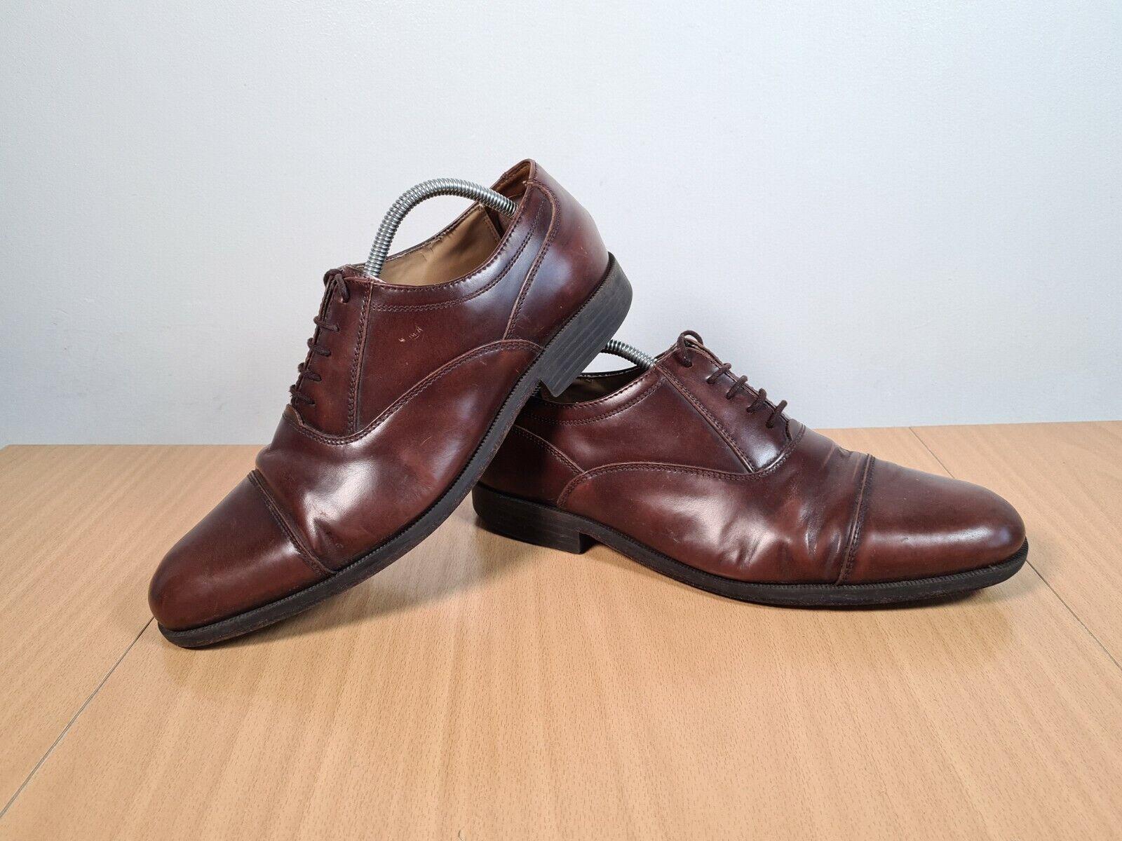 Clarks Brown Men's Formal Shoes Size Uk 10