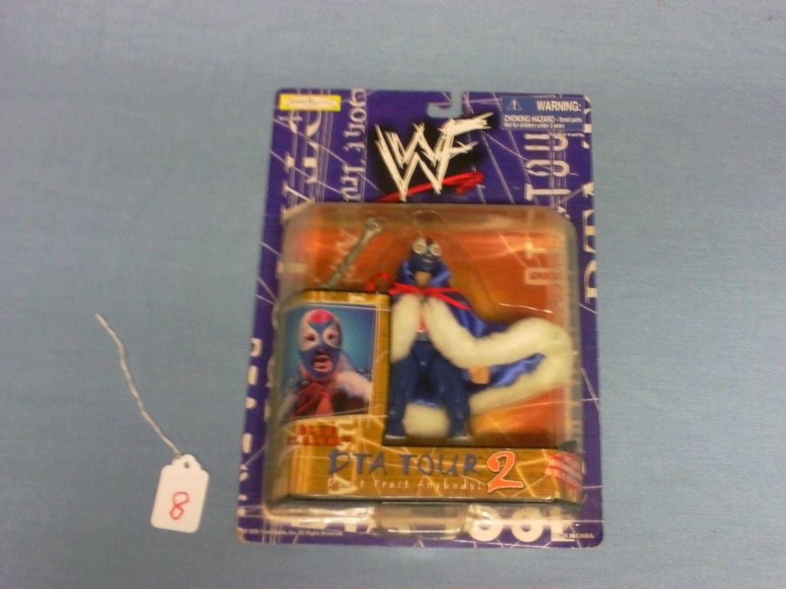 WWF bluee Blazer Owen Hart DTA Tour 2