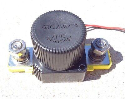 Amps Kilovac Panasonic 350 12 Vdc Coil Gigavac GX14 Contactor