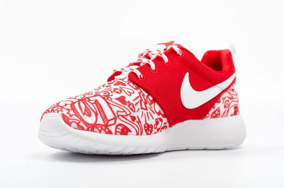Nike Roshe One Print GS Neu Gr:37,5 Presto Moire Sneake 677784-605 free flyknit