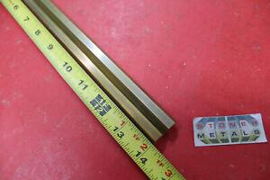 "2 Pieces 1//2/"" C360 BRASS HEX BAR 8/"" long New Lathe Bar Stock .50/"" 1//2 Hard"