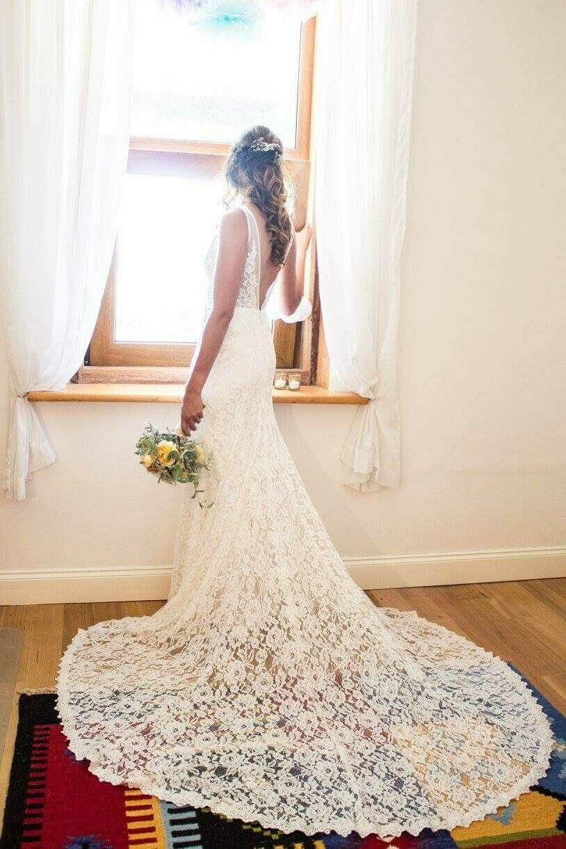 XS Wedding Dress - Made with Love (Frankie)