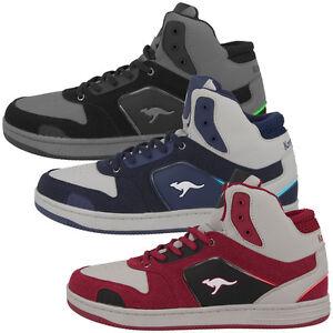 kangaroo high top sneakers