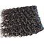 Brazilian-100-Virgin-Human-Hair-THICK-Extensions-Black-1Bundles-100G-Weave-Wavy miniature 5