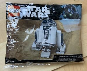 LEGO Star Wars 30611 R2-D2 Promo exclusive minifigure new polybag sealed