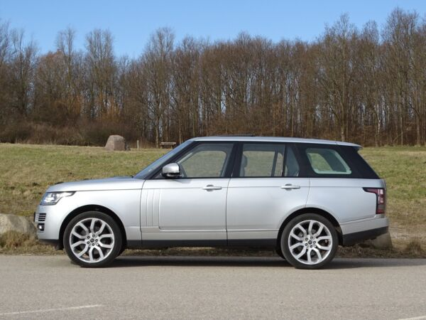 Land Rover Range Rover Sport 5,0 SCV8 Autobiography aut. - billede 1