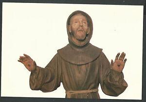 image pieuse postale de San Francisco de Asis estampa santino holy card 37jhcMg4-09110130-840717004
