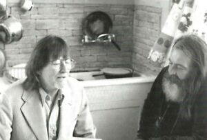 POETS-HOWARD-HART-amp-MARTY-MATZ-SF-JULY-1983-BEAT-WRITERS-PHOTO-POSTCARD-16