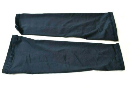 Evoshield Compression Bras Manches Bleu Marine L//XL USA paire