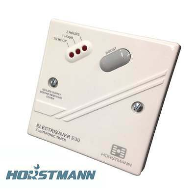 Immersion Boost Timer Switch Heater Time Countdown Control 3kW Horstmann E15