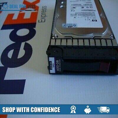 HP 517354-001 516810-003 600GB 15K 6G DP SAS 3.5 Seagate HDD