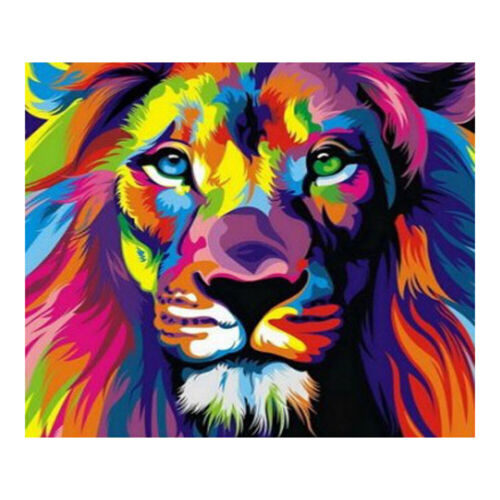Full Drill DIY 5D Diamond Animal Painting Embroidery Cross Crafts Stitch  #Buy