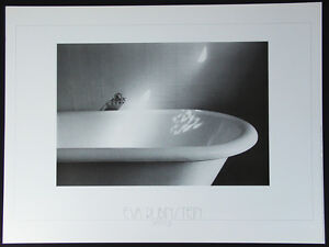 Eva Rubinstein•Bathtub Minnesota 1980•Photo Offset Litho