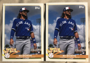 2-2020-Topps-Opening-Day-Bo-Bichette-RC-Spring-Has-Sprung-SHS-24-Lot