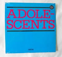 The Adolescents Lp Frontier Records 12 Vinyl Record 14 Songs >new