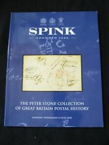 SPINK-AUCTION-CATALOGUE-2010-GREAT-BRITAIN-POSTAL-HISTORY-039-PETER-STONE-039