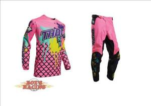 Thor MX Pulse Fast Boyz Jersey /& Pant Combo Set ATV Motocross Riding Gear 2020